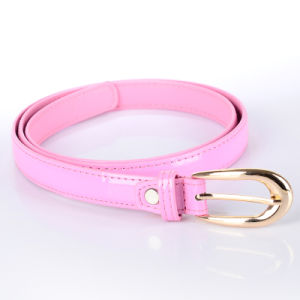 Fashion Girl PU Leather Belt (RS-150911) pictures & photos