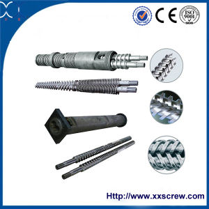 High Efficiency Barrel and Screw of Plastic Extruder pictures & photos