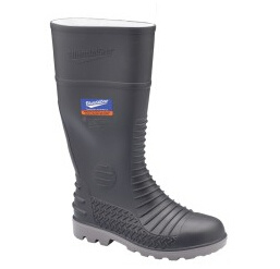 PVC Factory Professional Chemical Labor Worker Safety Rain Boots pictures & photos