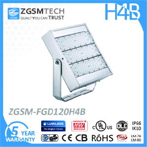 120W LED Flood Light Floodlight Lumiled Luxeon 3030 LED Chip pictures & photos