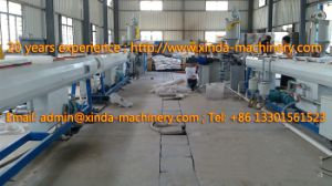 20-63mm PE PP Pipe Production Line Machinery pictures & photos