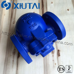 Flanged Ball Float Steam Trap FT14 pictures & photos