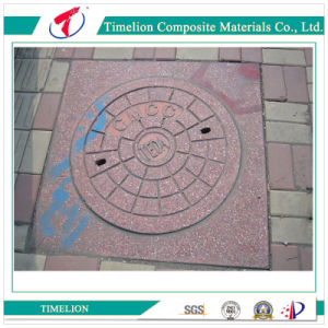 SGS Wastewater Sewer Composite Plastic Manhole Cover pictures & photos