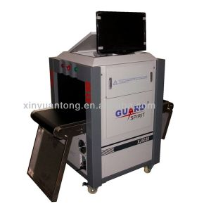 Tunnel Size 500*300mm CE Certified X-ray Baggage Scanner Xj5030 pictures & photos