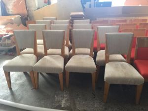 Hotel Furniture/Hotel Chair/Canteen Furniture/Canteen Chair/Dining Furniture Sets/Restaurant Furniture Sets/Solid Wood Chair (GLSC-009) pictures & photos