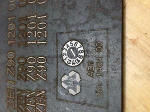Laser Deep Engraving for Hard Steel Mould/Steel Mould Laser Engraving Machine pictures & photos
