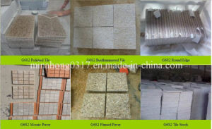 G682 Misty Yellow, Beige Yellow Granite, Rusty Yellow Granite pictures & photos