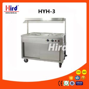 Electric Plate Warmer Cart (HYH-3) Ce