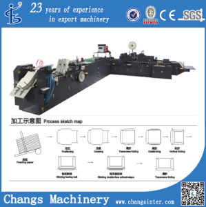 EMS-Kd70 Normal B5 Paper Envelope Size Folding Making Machines Price pictures & photos