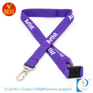 OEM Customized ID Card Holder Nylon Printed Lanyard pictures & photos