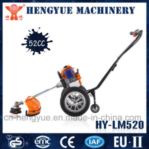 Brush Cutter Machine with Wheels pictures & photos