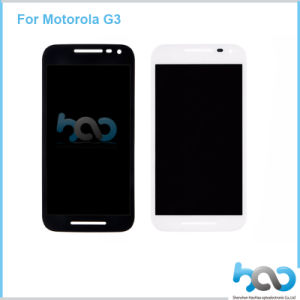 Mobile Phone LCD Touch Display with Screen for Motorola G3