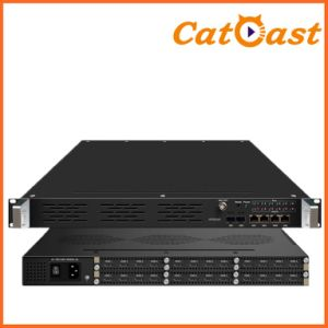 24 Channels H. 264 HD Encoder with IP Output pictures & photos
