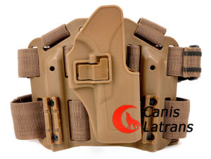 Tactical Gun Holster for Police/G17 Cl7-0007 with Platform pictures & photos