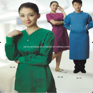 Ly Hospital Scrubs Nurse Uniform pictures & photos