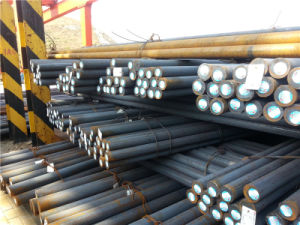 Shandong Laiwu Special Steel From China Round Steel Bar 20crmntih pictures & photos