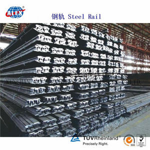 Chinese GB Standard 22kg/M Light Steel Rail pictures & photos