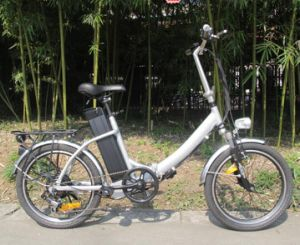 Folding Electric Bikes with 20′ Aluminum Frame pictures & photos