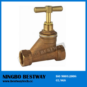 Bronze Water Stop Valve Price (BW-Q07) pictures & photos