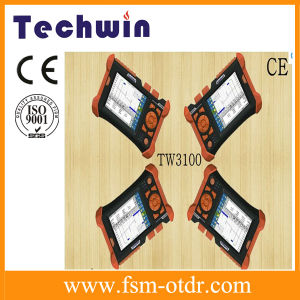 Techwin OTDR Machine with Low Price Fusion Fiber OTDR pictures & photos