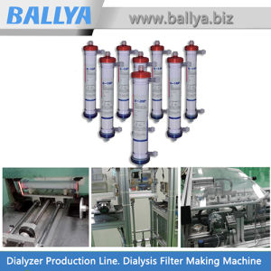 Fully Automatic Production Line for Dialyzers Sterilization Assembling Packing Potting