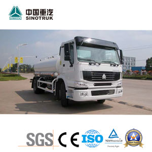 Competive Price Sinotruk Water Truck With15m3 Tank