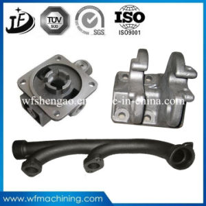 Resin Coated Sand Casting Factory Supply Car Engine Auto Parts pictures & photos