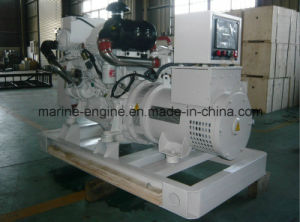 300kw Chinese Zichai Diesel Marine Genset with  Z6150zld-15 Engine pictures & photos