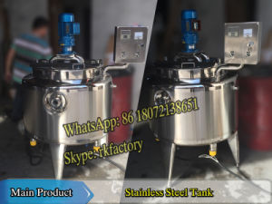 200L Electric Heating Mixing Tank pictures & photos