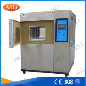Environmental Programmable Thermal Shock Test Chamber Manufacturer pictures & photos
