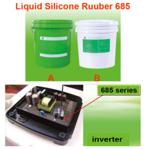 Additional Type Two Components Silicon Sealant Potting Liquid Silicone Rubber pictures & photos