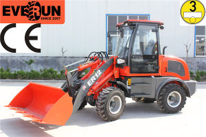 Everun New CE Approved 1.2 Ton Small Shovel Loader pictures & photos
