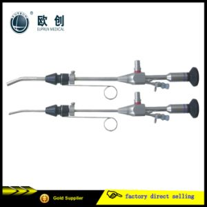 5.2mm Hysteroscope Set, 6.2mm Gynaecology Surgical Instrument, Hysteroscope pictures & photos