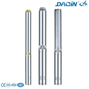 Electric Stainless Steel Submersible Pump (4ST12-35 7.5KW) pictures & photos