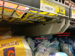 Customized Supermarket Shelf Goods Shelf 07274 pictures & photos