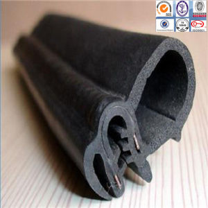 EPDM Silicone Rubber Extrusion Seal for Auto Window Seal pictures & photos