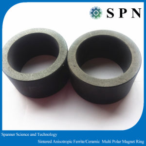 Ferrite Customized Motor Ring Magnet Core for Motors Od41*ID28 pictures & photos