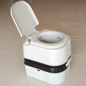 12L 24L Plastic Portable Toilet Outdoor Mobile Toilet pictures & photos