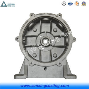 OEM Sand Casting, Ductile Iron Casting, Kingpost Part for Excavator pictures & photos