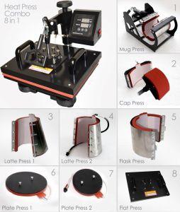 Mug Heat Press Machine for Ceramic pictures & photos