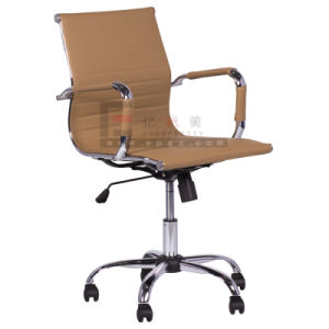 Modern Office Furniture Lift Headrest Office Fabric Chair pictures & photos
