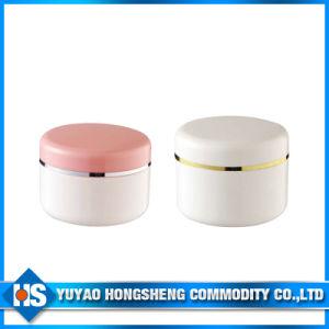 Hy-Pj-002D 200ml Large Lotion Plastic Jar pictures & photos
