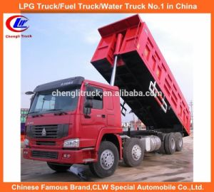 Sinotruk HOWO 8X4 30t~40t Dump Truck pictures & photos