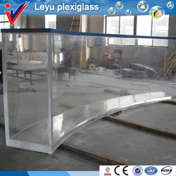 High Quality Square Large Acrylic Fish Tank pictures & photos