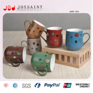 New Porcelain Glazed Mug for Daily Use pictures & photos