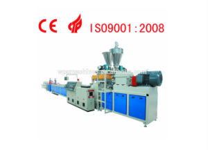 WPC (Wood Plastic Composite) Profile Extrusion Machinery