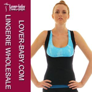 Thermal Sport Women Hot Body Shaper Vest (L42657-5) pictures & photos