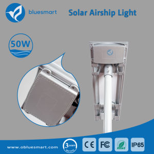 LED Integrated Solar Street Lamp with Solar Panel pictures & photos