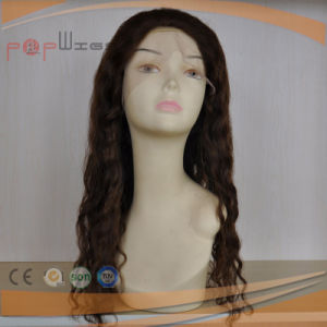 Wavy Wig Type Full Virgin Hair Full Lace Wig pictures & photos