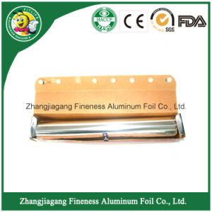Healthy and Environmental Household Aluminum Foil for Food Package pictures & photos